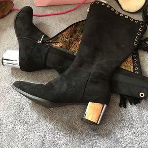 Avenue Black Boots